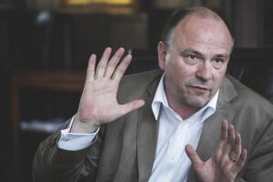 Prof. Dr. Reint Gropp, Journalistenclub, Axel-Spinger-Haus